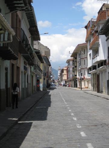 Sights in Cuenca