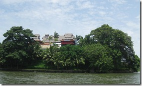 Our boat ride around Las Isletes, 5 million dollar house
