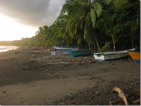 Samara Fishing boats