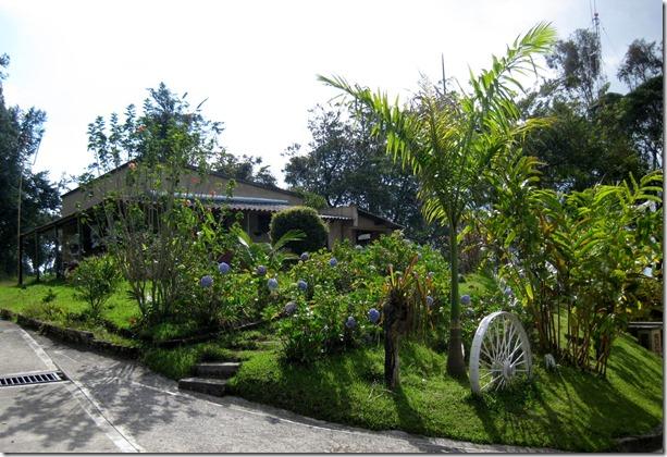 Views around La Serrana Hostel