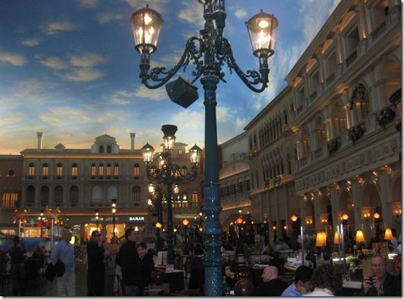 In the Venetian