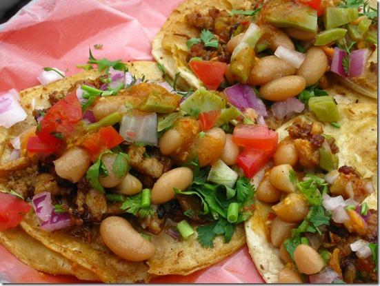 Street taco's