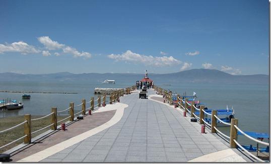 Pier at Chapala