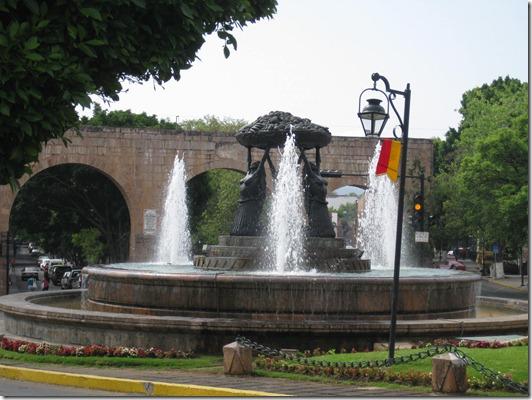 Fuente Las Tarascas