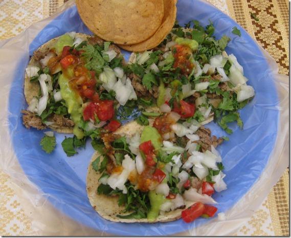 Tacos.  Mmmmm...