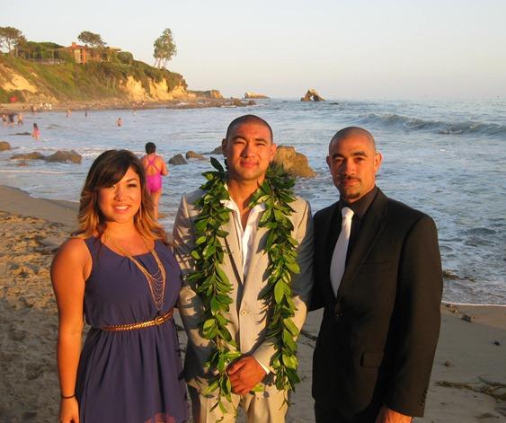 Chrissy, Jason, Tim