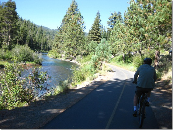 Along the Truckee River Trail