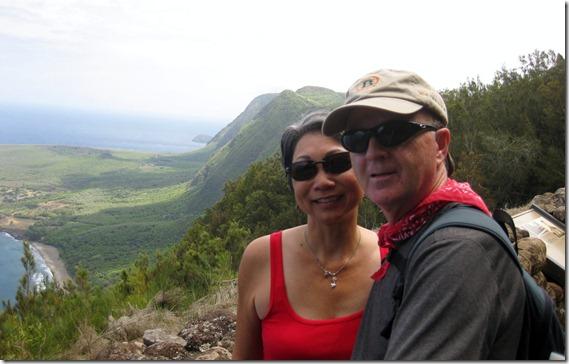 Kalaupapa and Pali