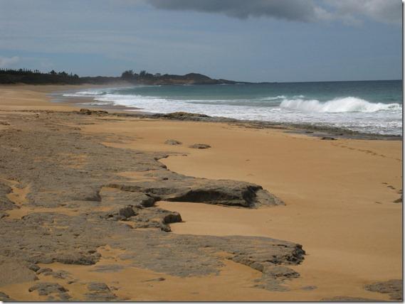 Papohaku Beach