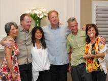 Tim & Dinah, Steve & Wende