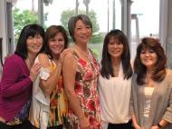 Jenni, Dinah, Valerie, Wende & Delcy