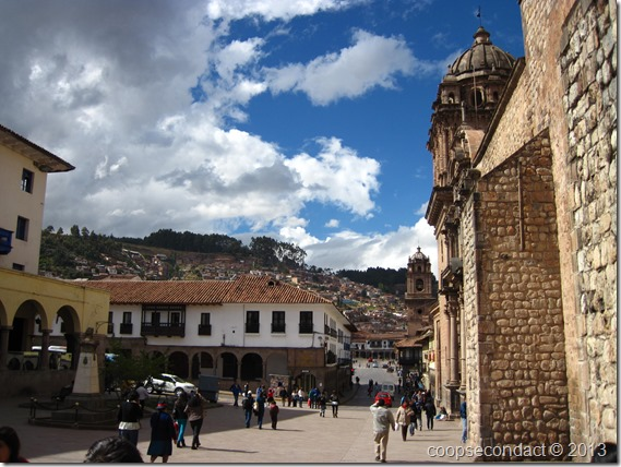 Cusco is so beautiful