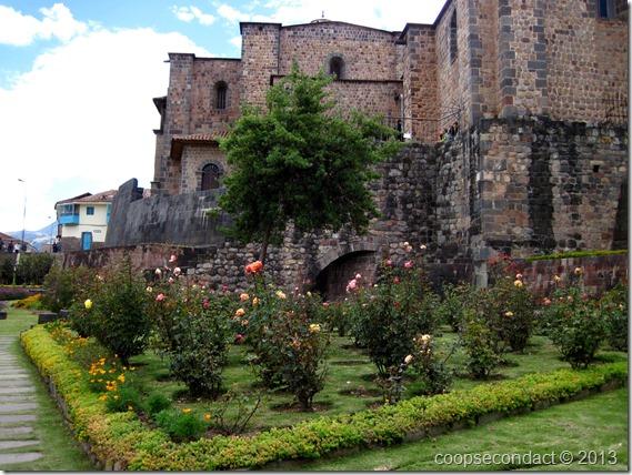 Qorikancha - Inca temple