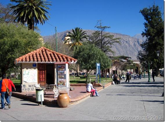 Main plaza park