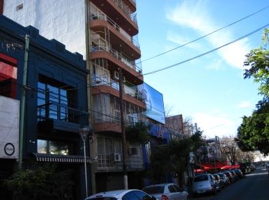 View around the apartment