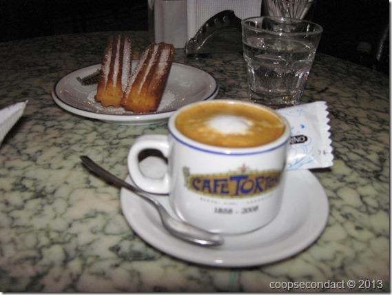 Cafe Cortado - Cafe Tortoni