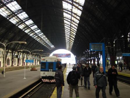 Retiro Station