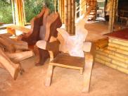 La Aripuca-wood furniture
