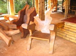 La Aripuca-wood furniture