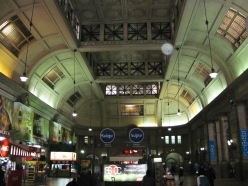 Retiro Station-main hall