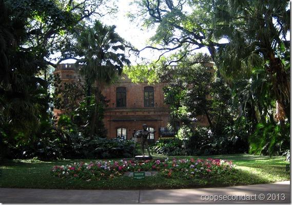 Jardin Botanico Carlos Thays