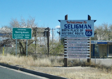 Welcome to Seligman