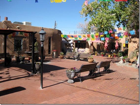 Old Town Albuquerque