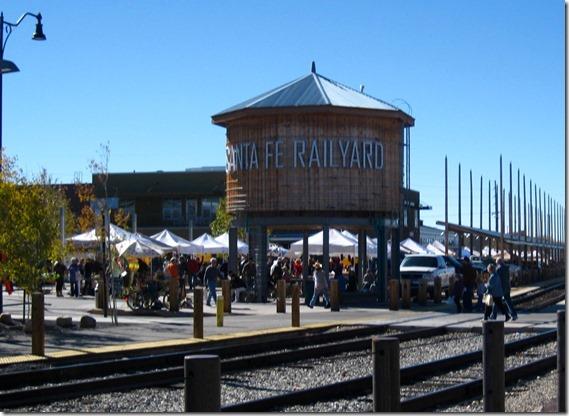 Railyard, Farmer's Market