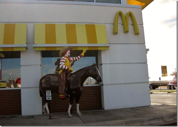 McDonalds in Amarillo, TX