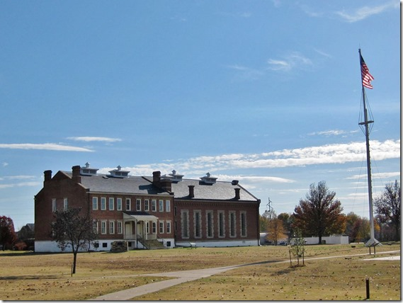 Fort Smith - Barracks, Courthouse, Jail