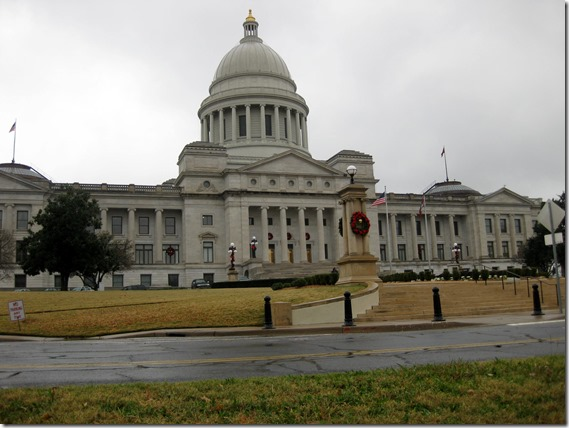 Arkansas State Capitol Building