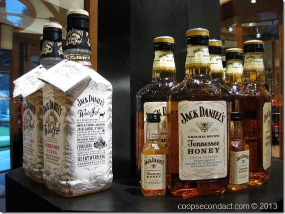 Some of Jack's product