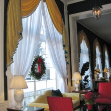 The Greenbrier - sitting areas