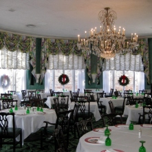 The Greenbrier - dining room