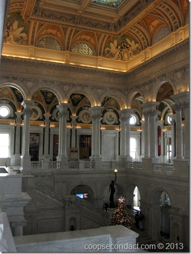 Library of Congress-Great Hall
