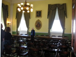 Original Senate Chamber