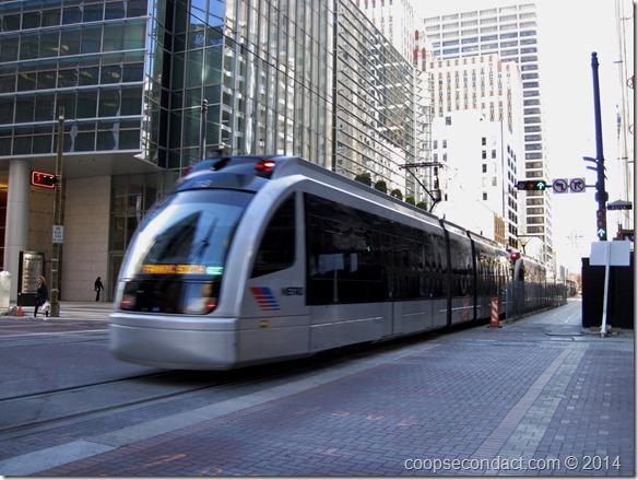 Train on Main Street