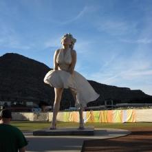 Marilyn Monroe-26 feet