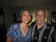 Valerie with Gene