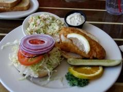 Lunch at Lake Arrowhead