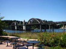 Siuslaw River Bridge - Florence, OR