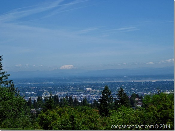 From Council Crest Park