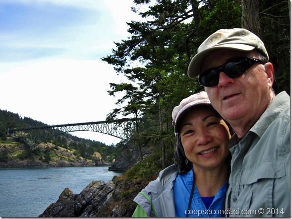 Deception Pass Bridge