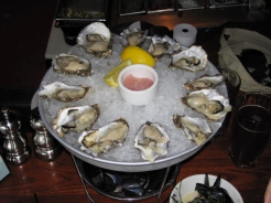 Dozen Fresh Local Oysters