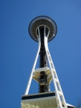 Seattle Center - Space Needle