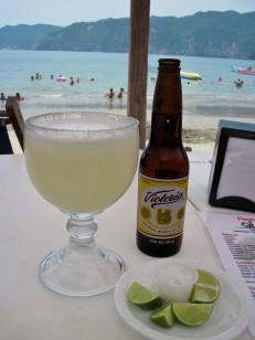 Cuastecomate - Margarita and Cerveza