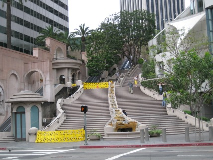 Bunker Hill Steps