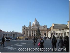 St. Peter's Basilica and St. Peters Plaza