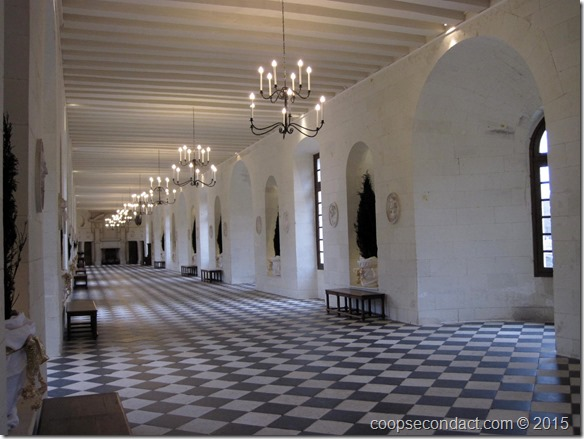 Chenonceau gallery