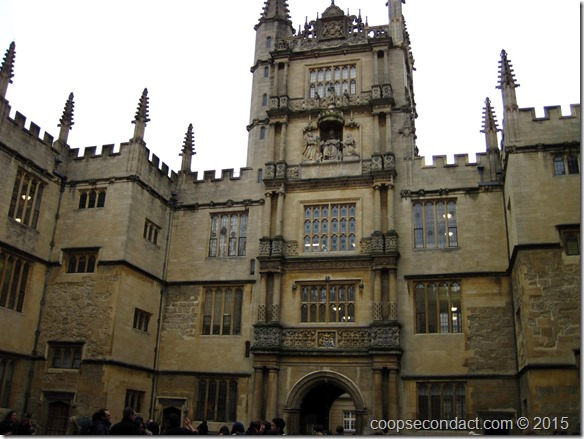 Towers of Five Orders - Bodleian Library